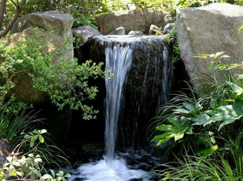 ... Bachlauf Selber Bauen \u2013 Anleitung Und Praktische Tipps   Wasserfall  Selber Bauen ...