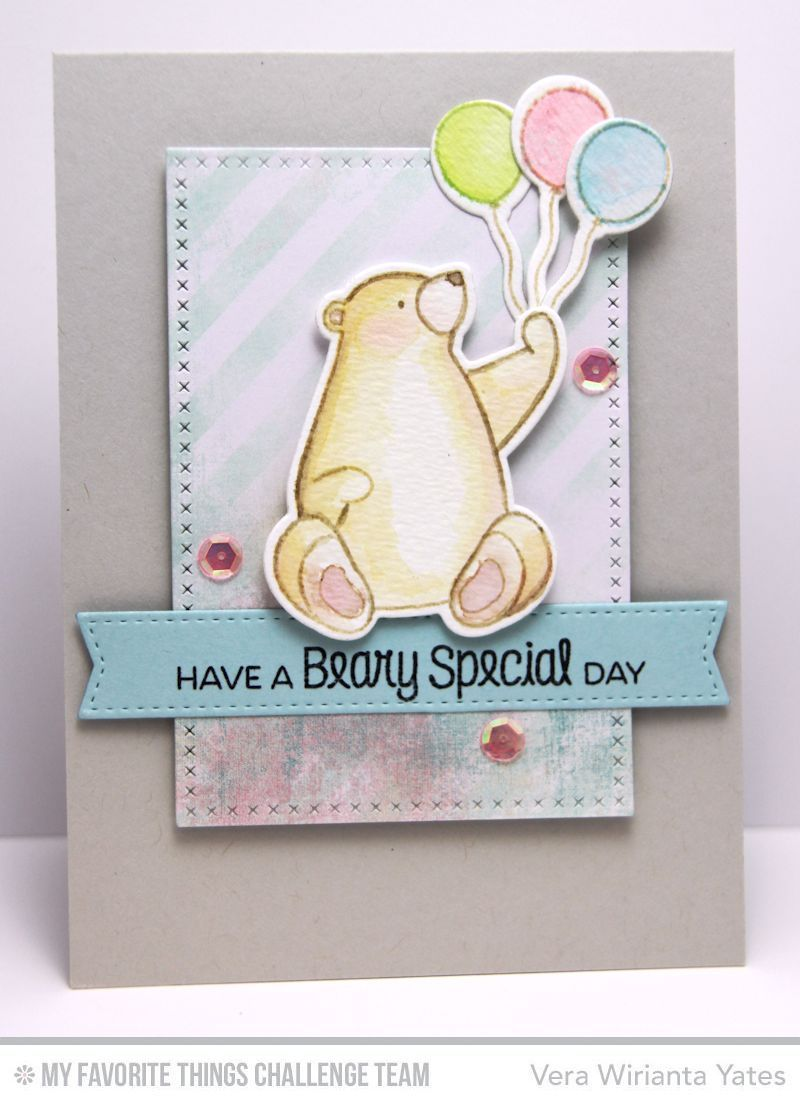 Beary Special Day by Vera W. Yates