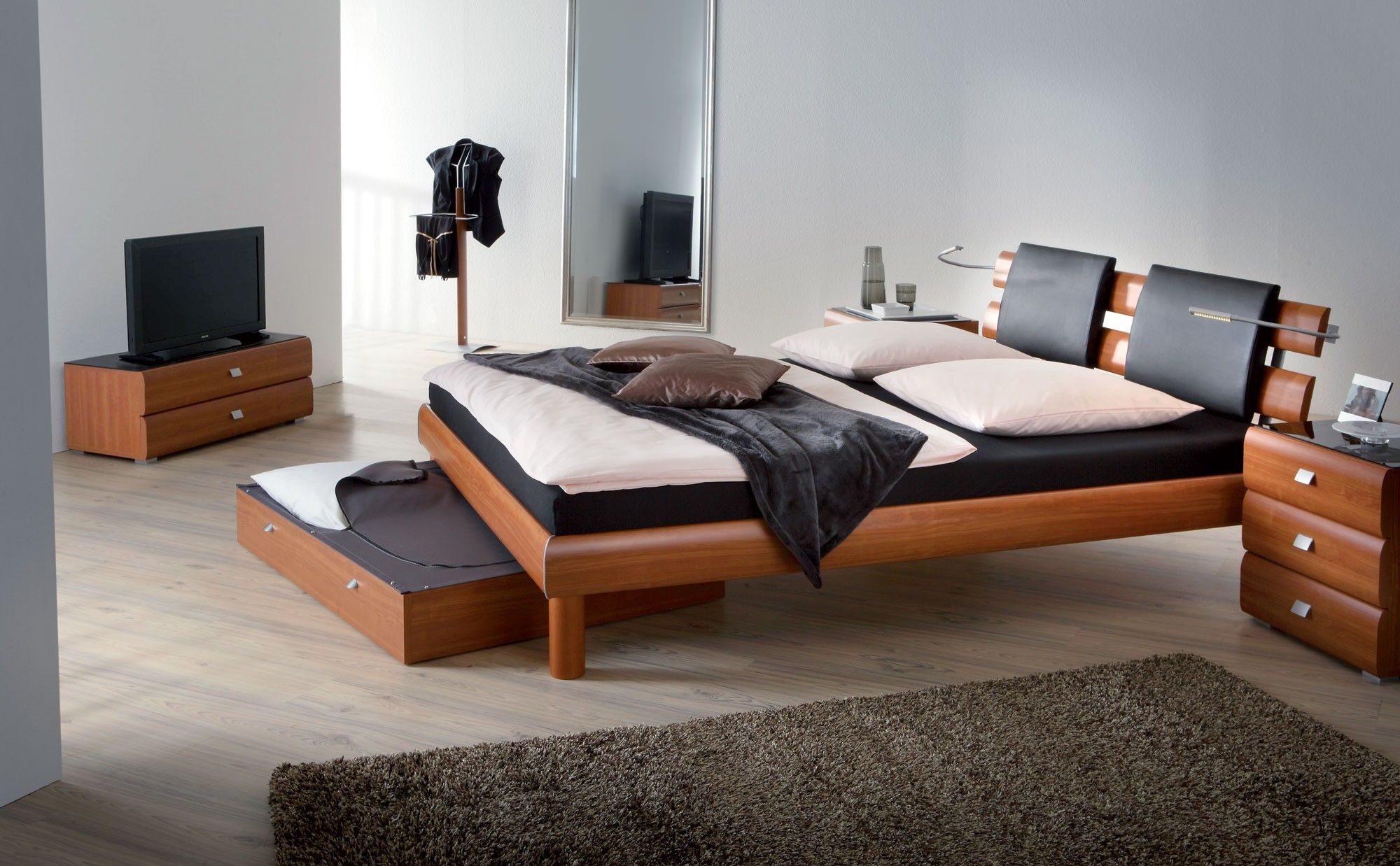 Hasena Softline Stomp Panele Suny Bed Head2Bed UK. £