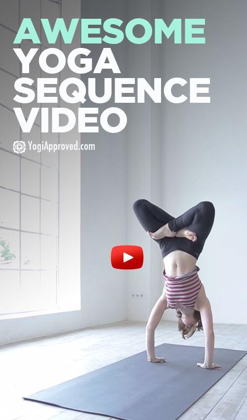 Gymnastics Yoga With Taisiya Pavlyukova (Video)