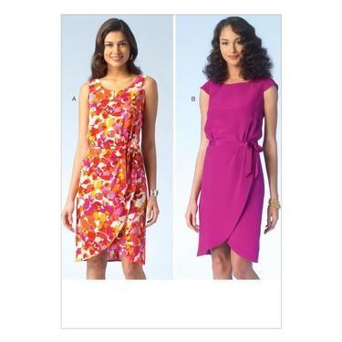 Kwik Sew K4111 Misses' Dresses & Belt X Small - X Large | Spotlight Australia