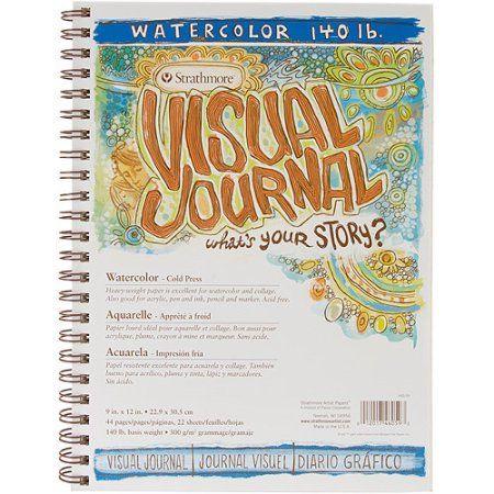 Walmart 15 48 Free Shipping Watercolor Sketchbook Visual