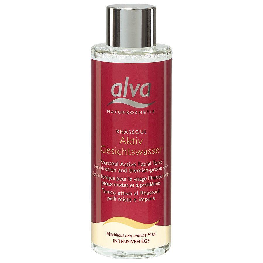Alva | Rhassoul Aktiv Gesichtswasser