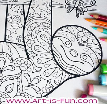 Groovy Animals Coloring Pages  Sloth Books and Adult coloring