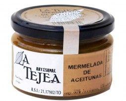 Mermelada 100% artesanal de Aceituna Verde