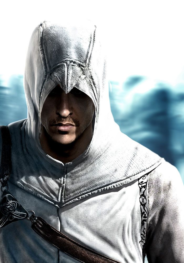 Assassins Creed 1 Altair Face   - 115.5KB