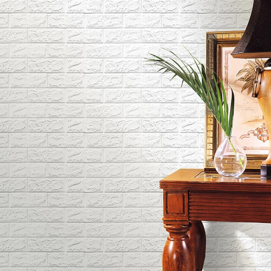 Wal Stickers 3d Brick Wall Sticker Self Adhesive Foam Wallpaper Panels Room Decal