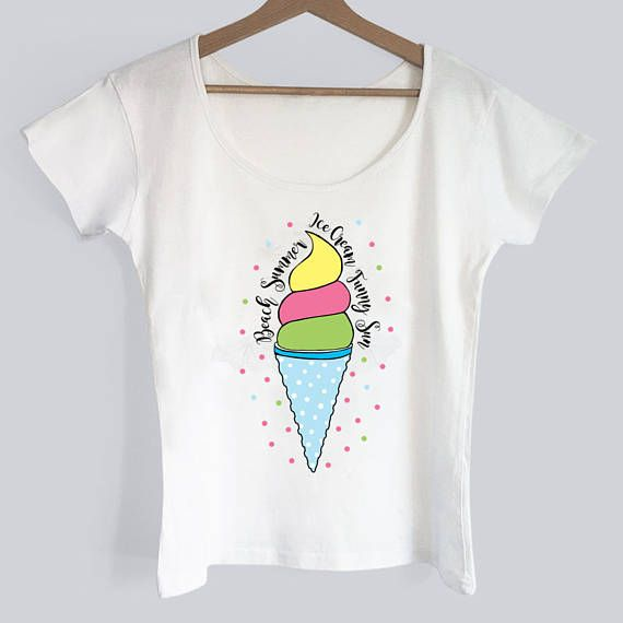 "This is a 100% cotton printed form fitting T-Shirt, Short sleeve, ribbed round and pronounced neckline, 155 grs, made in Spain.  All of our products are designed and hand printed with the best quality technology.  Once you place your order please allow for 1-3 ""Business days"" to printing, prepare and ship the T Shirt.  SIZE Our T Shirts size is UE size, it is smaller than American size. Please check the sizing chart for more details before make an order. If you dont know your measurements, I…"