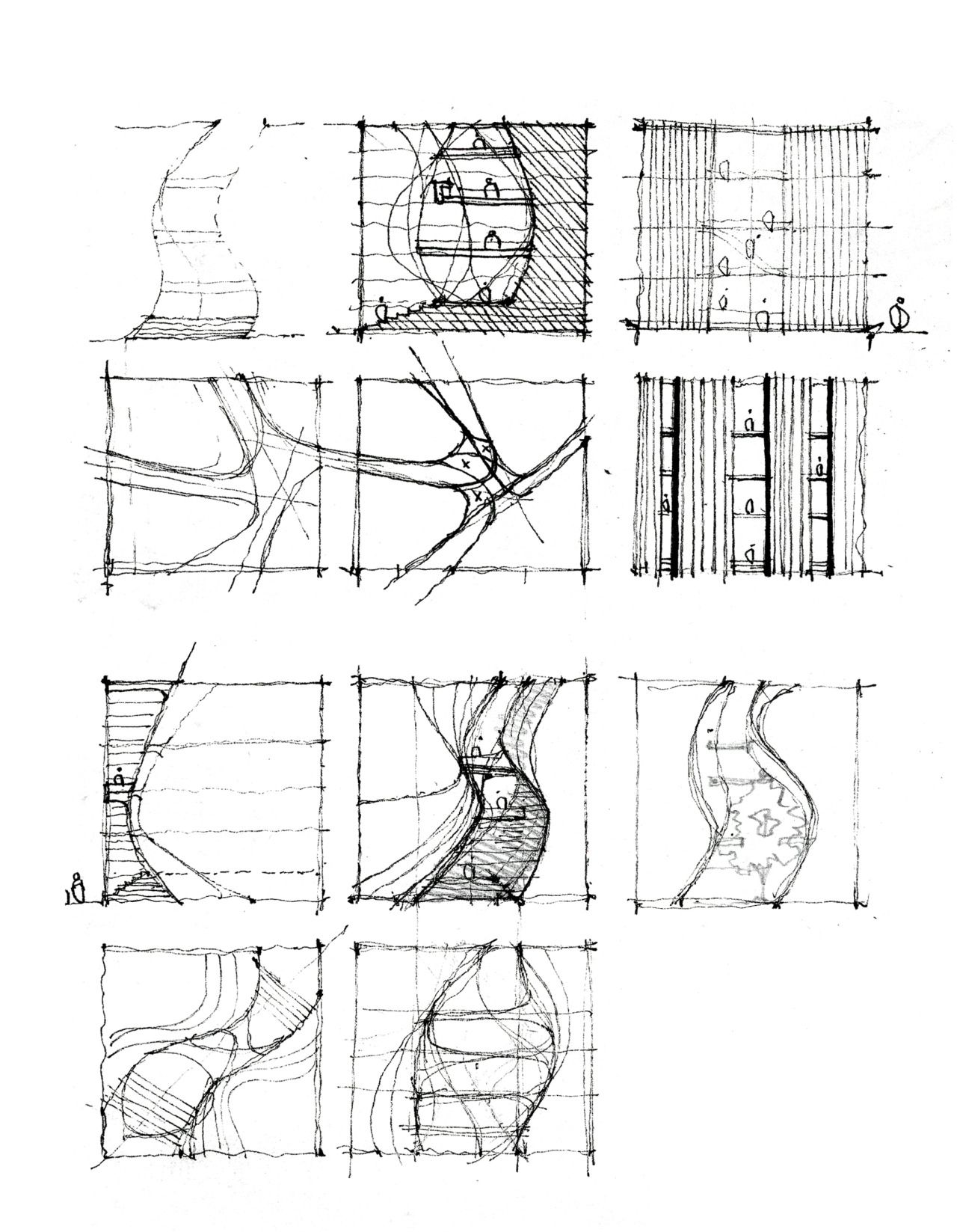 hight resolution of khoa vu s sketches photo