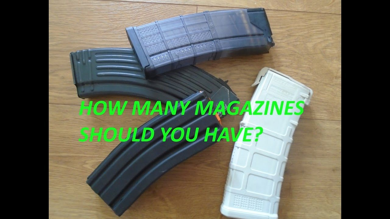 How Many Magazines Should You Have? | Stuff to Buy | How