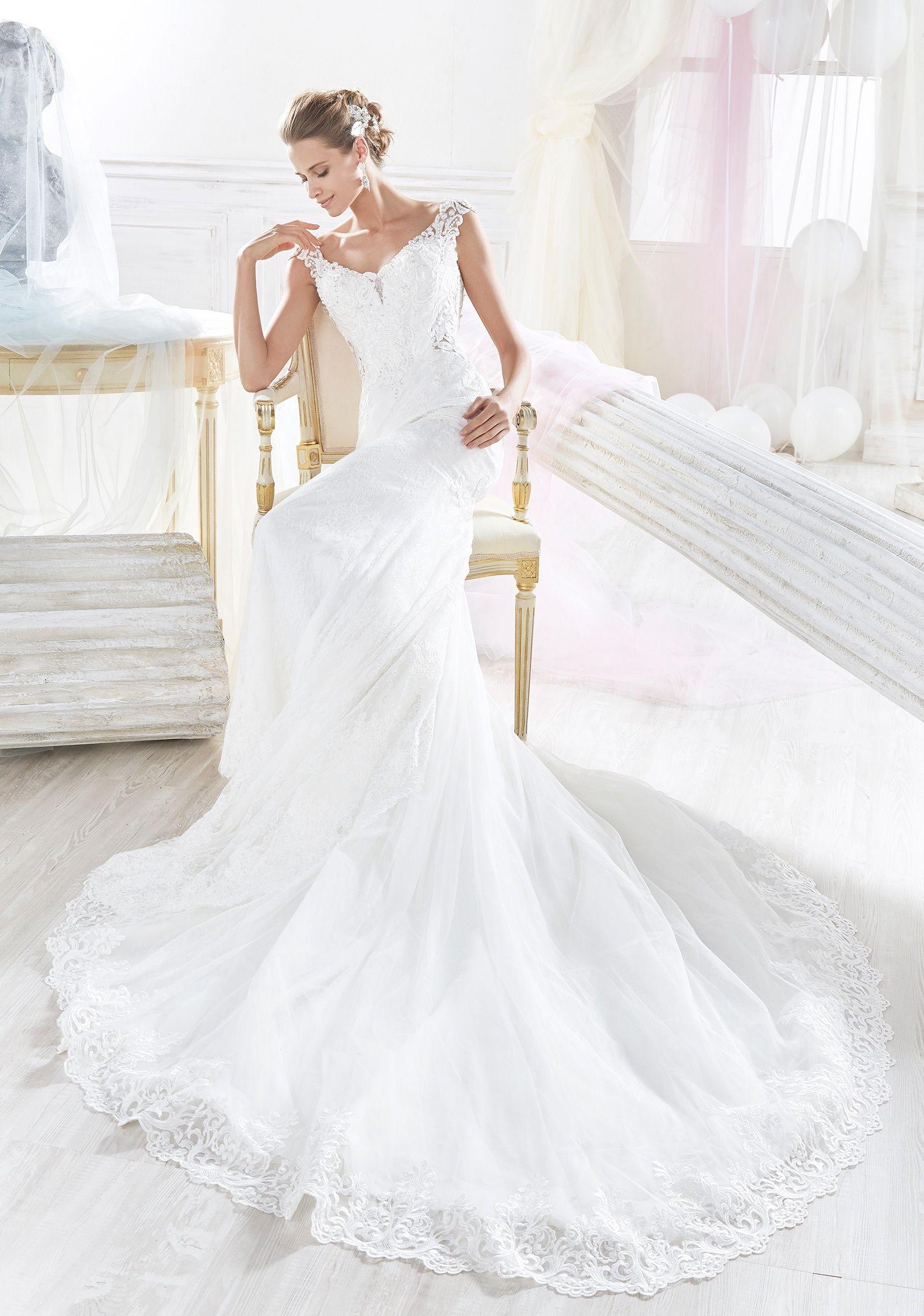 Abito da sposa nicole niab bruid pinterest wedding