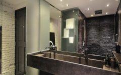 Badezimmer Designs Zen Stil Waschbecken Badezimmermobel