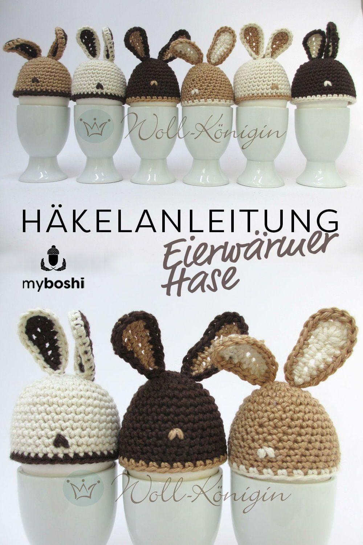 Photo of Crochet Egg Warmer Bunny – Anleitung für Ostern & Frühling