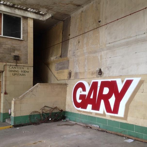 Juxtapoz Magazine - An update with Gary