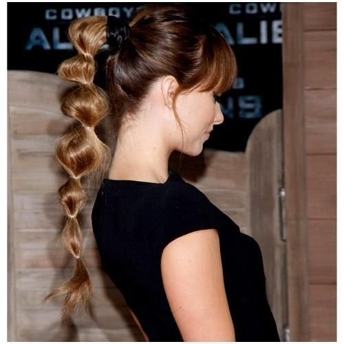 9 Simple Ponytail Hairstyles For Long Hair Styles At Life