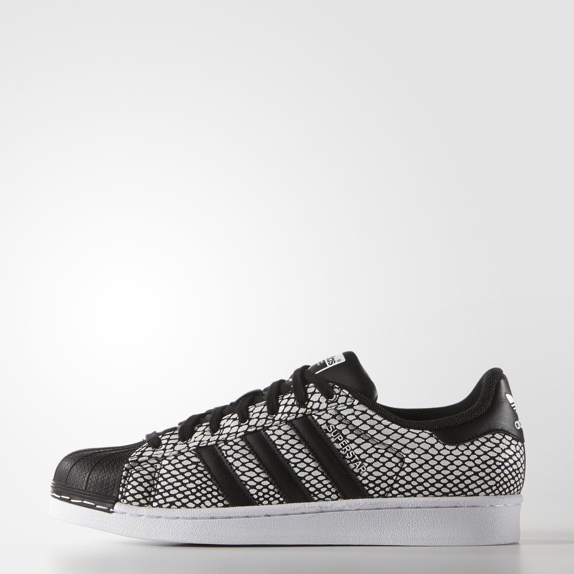 Adidas Superstar Metallic Snake