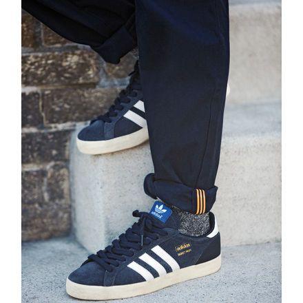 adidas Basket Profi Lo (dark indigo ecru running white)