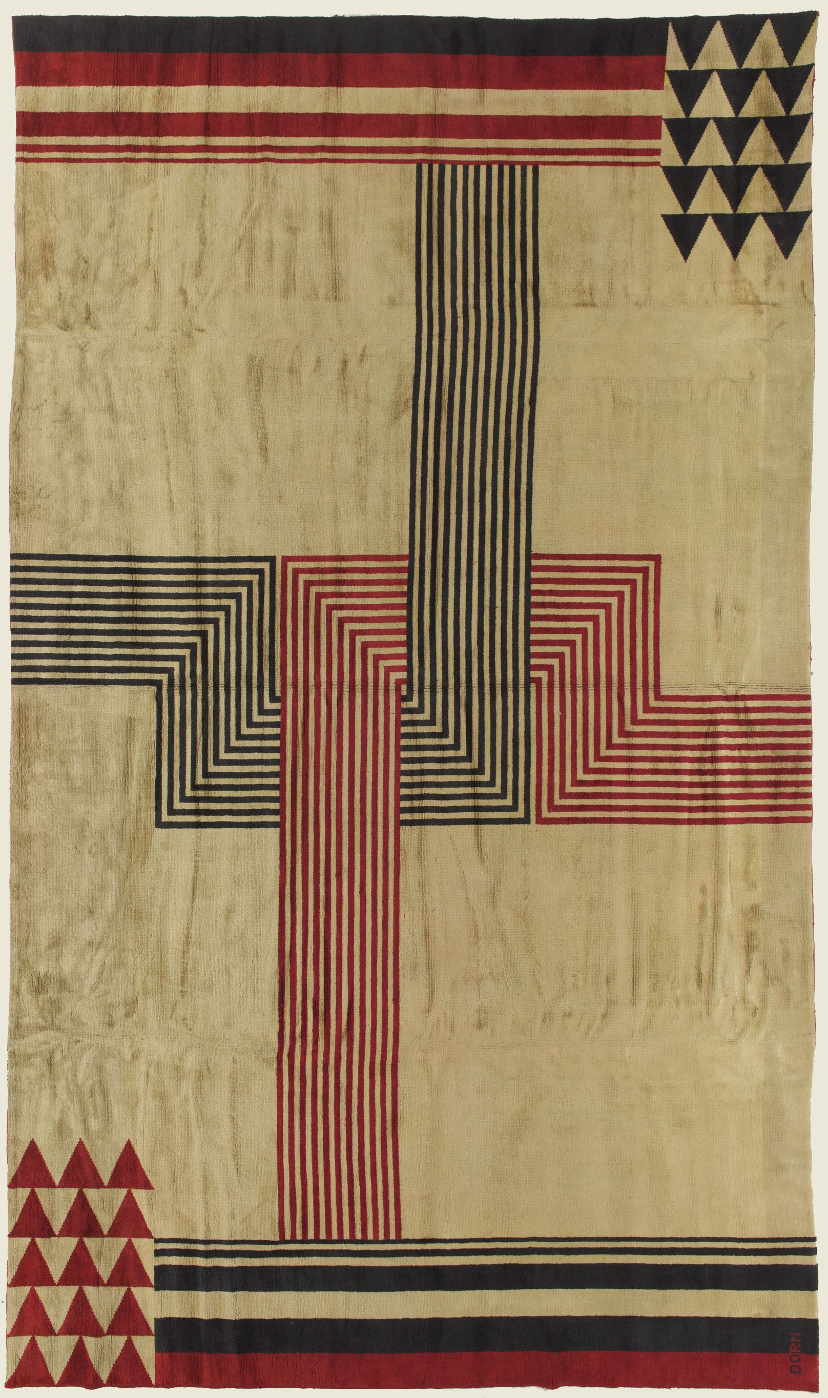 Marion Dorn American 18961964 textile designer