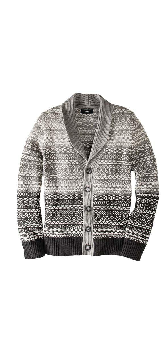 Mens Fair Isle Sweater Target Holiday Look Book Sneak Peek 25