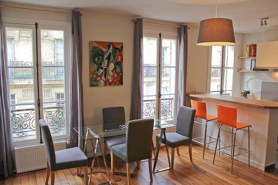 BYP-268 - Furnished 1 bedroom apartment for rent , 45 m² Rue de Levis, Paris 17, 1800 €/M