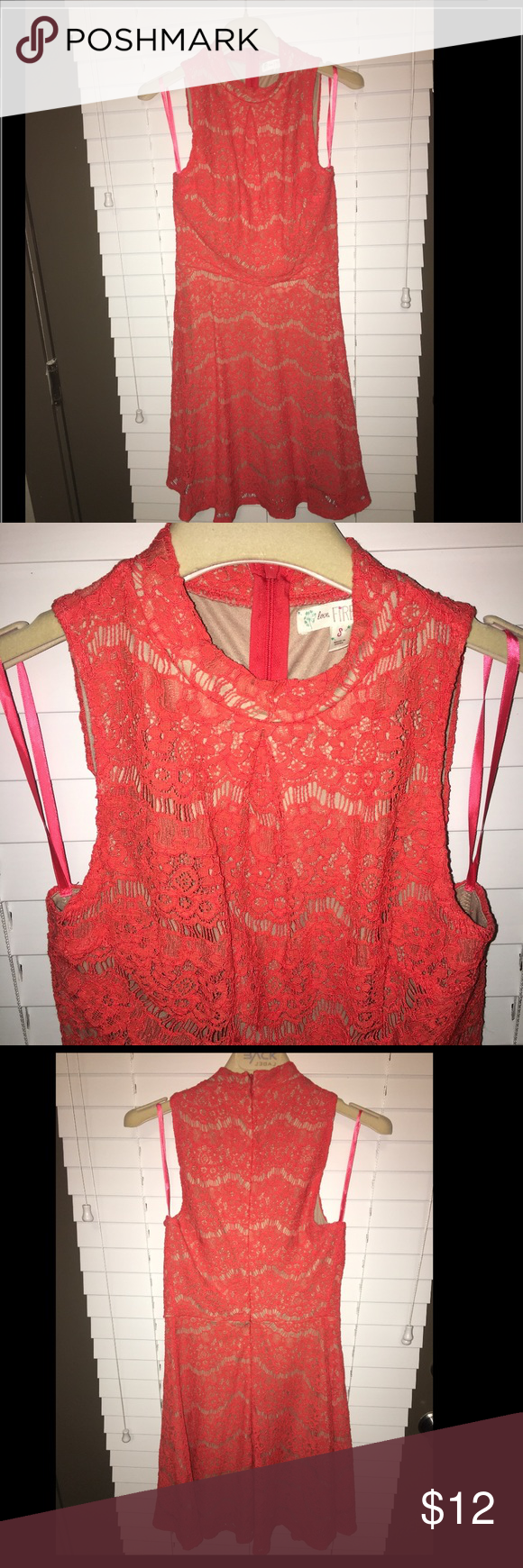 NWOT Love Fire  Lace Dress DISCOUNTED SHIPPING Size Small- never worn love fire Dresses