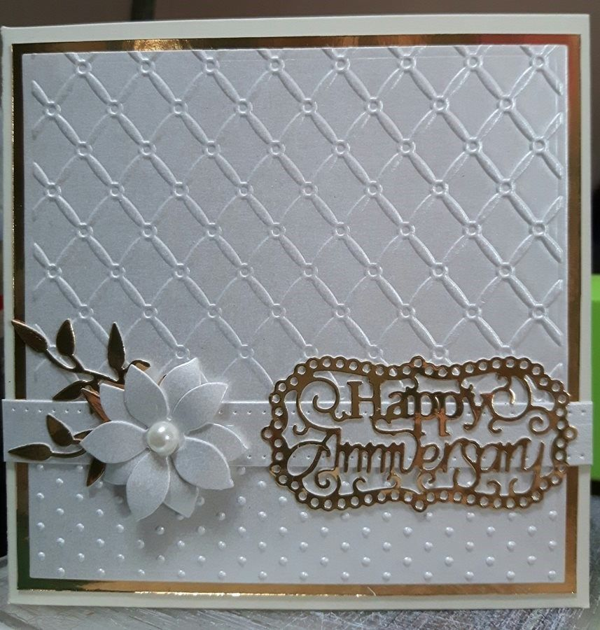 Wedding Cards, 50th Anniversary