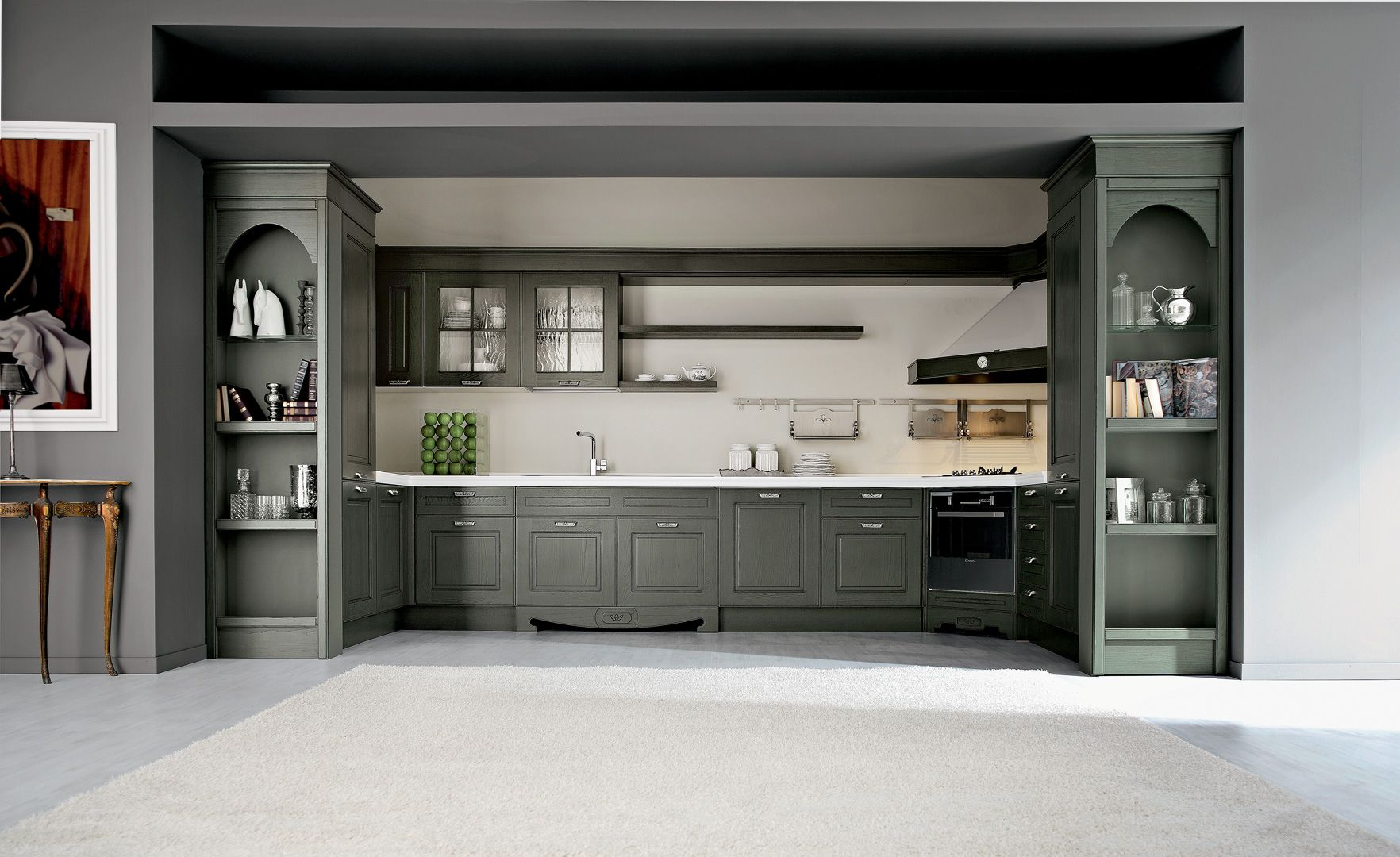 Imperial Traditional Italian Kitchen Cabinet Collection by ...
