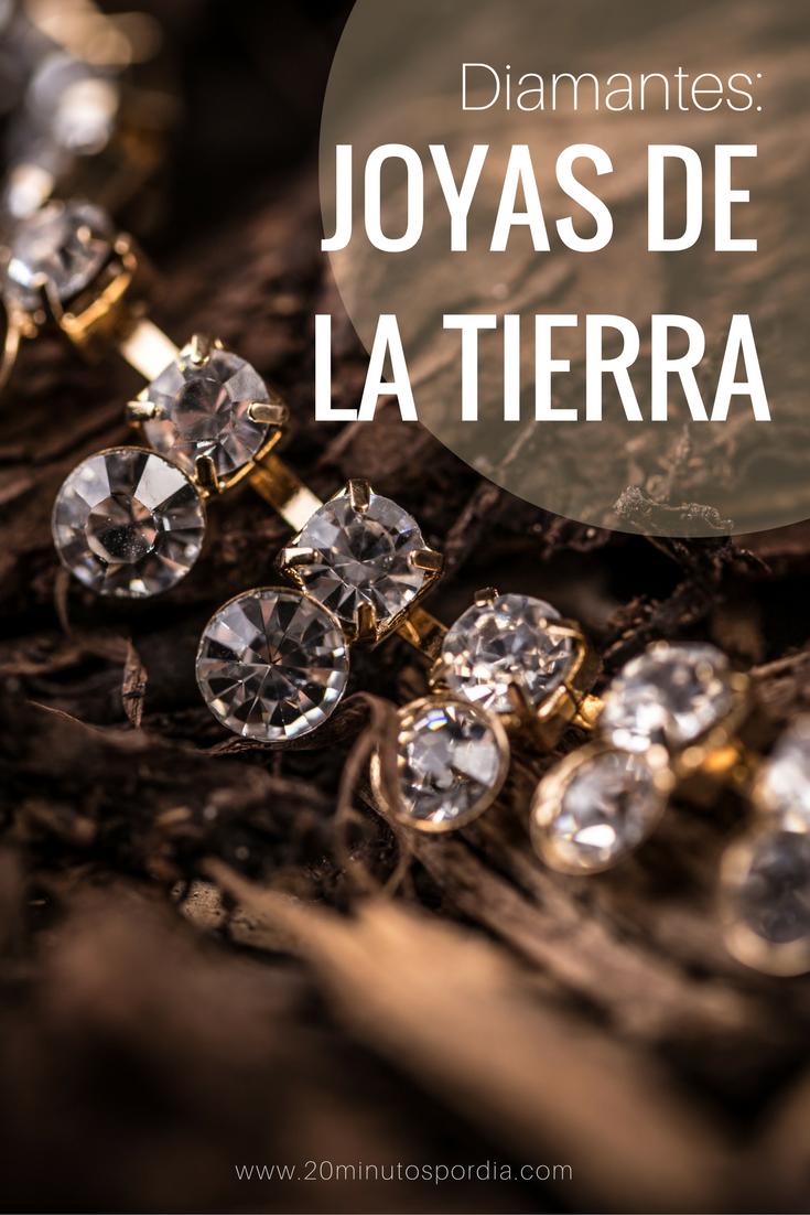 Diamantes, las joyas naturales de la tierra