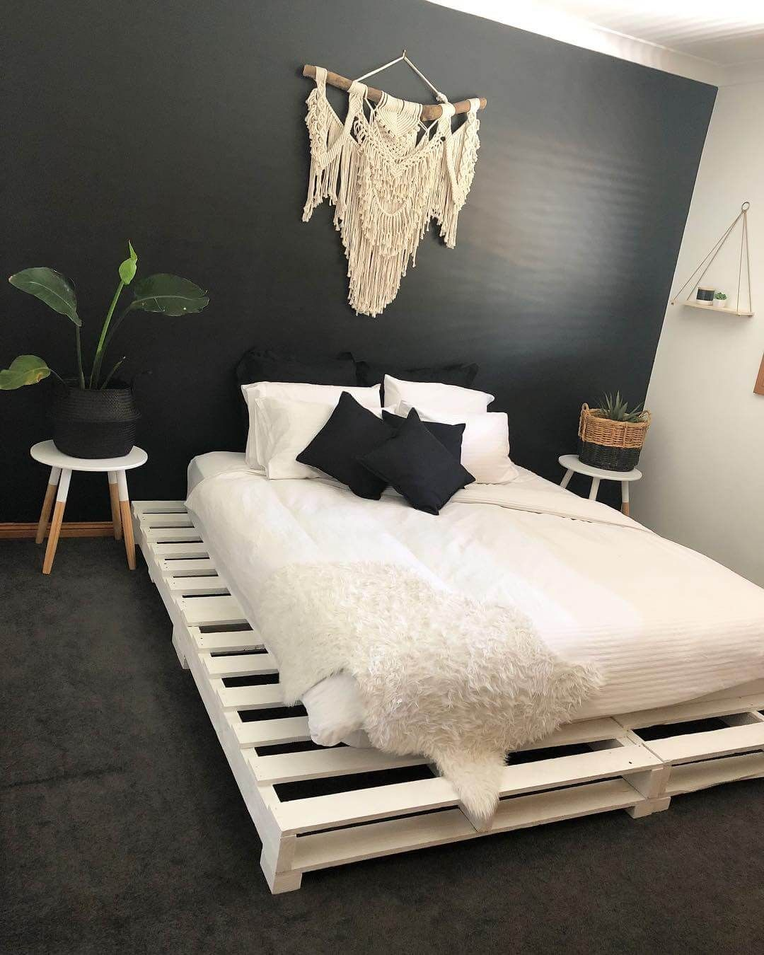 Top Ways Of Recycling Wooden Pallets Diy Pallet Bed Wooden Pallet Beds Wood Pallet Beds