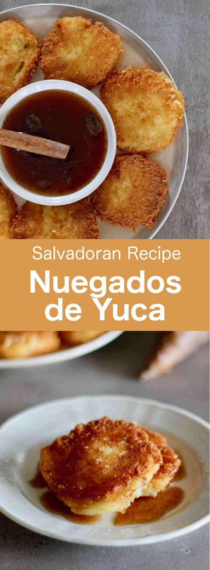 Salvador: Nuegados de Yuca