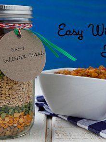 Easy Winter Chili In A Jar Easy Winter Chili In A Jar