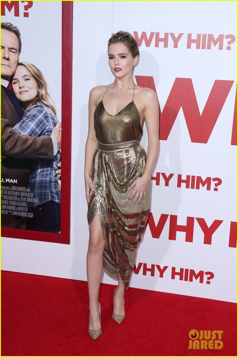 James Franco Zoey Deutch Bryan Cranston Premiere Why
