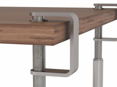 C Clamp Table Legs Modern Coffee Tables And Accent Tables