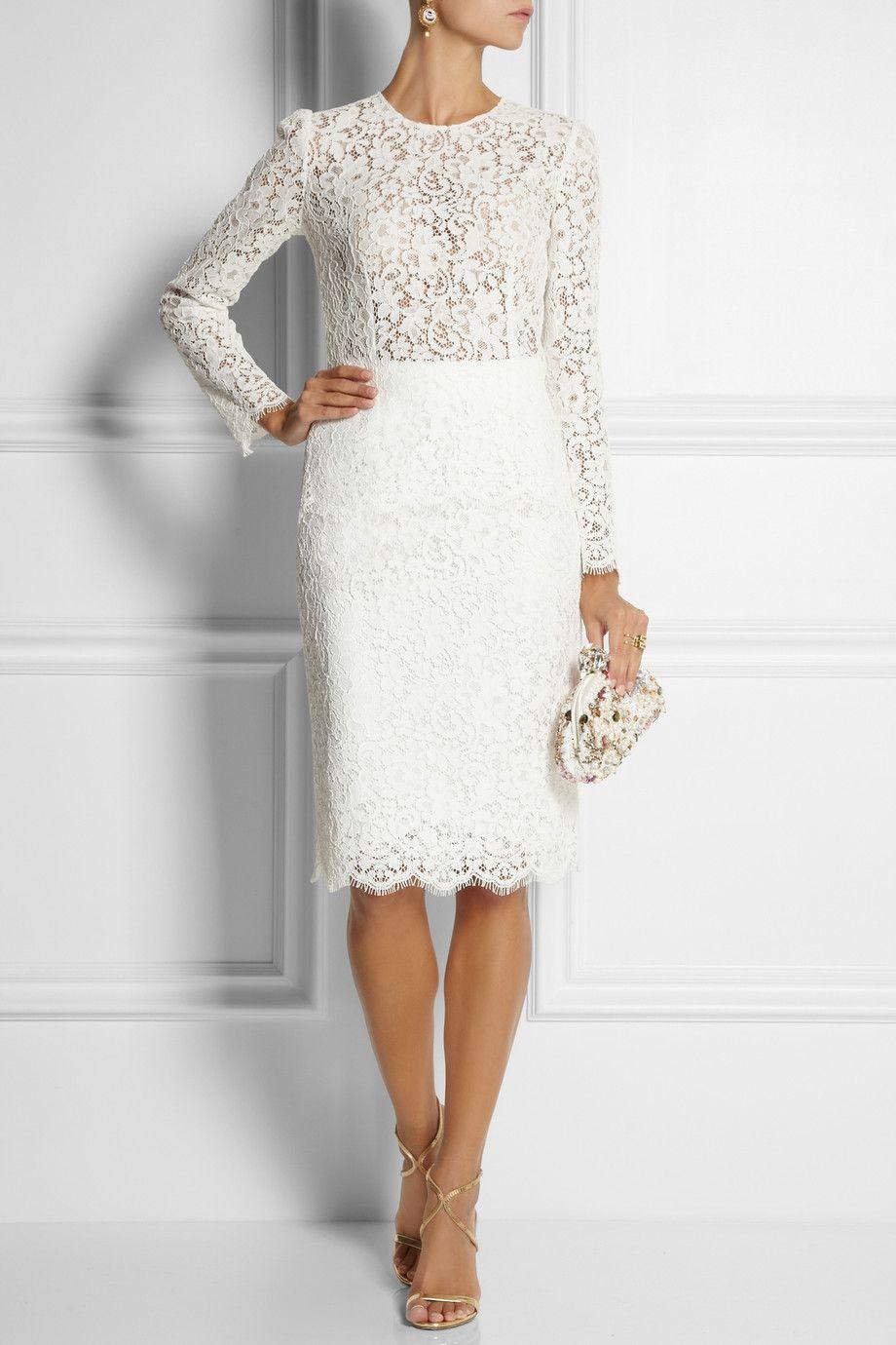 874f4c4d Dolce Gabbana | Cotton-blend lace top | NET-A-PORTER.COM | THE ...