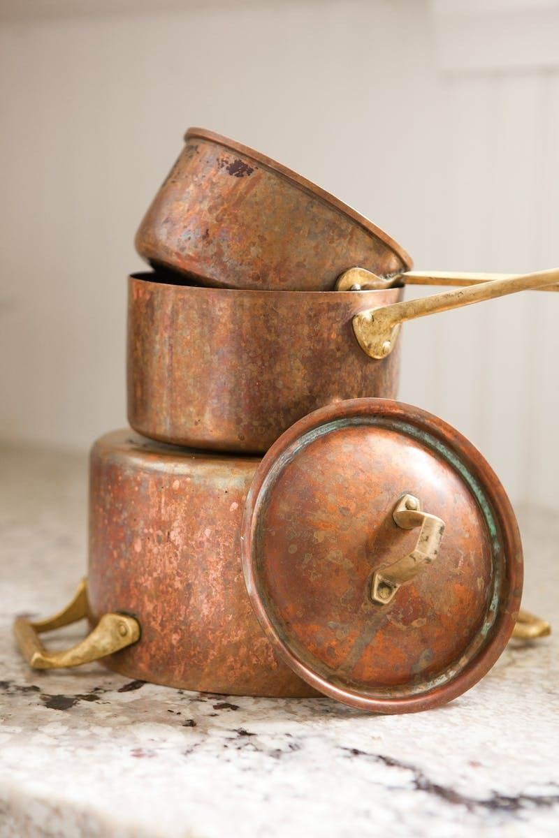 how to clean and polish copper tips tricks copper copper cleaner copper utensils. Black Bedroom Furniture Sets. Home Design Ideas