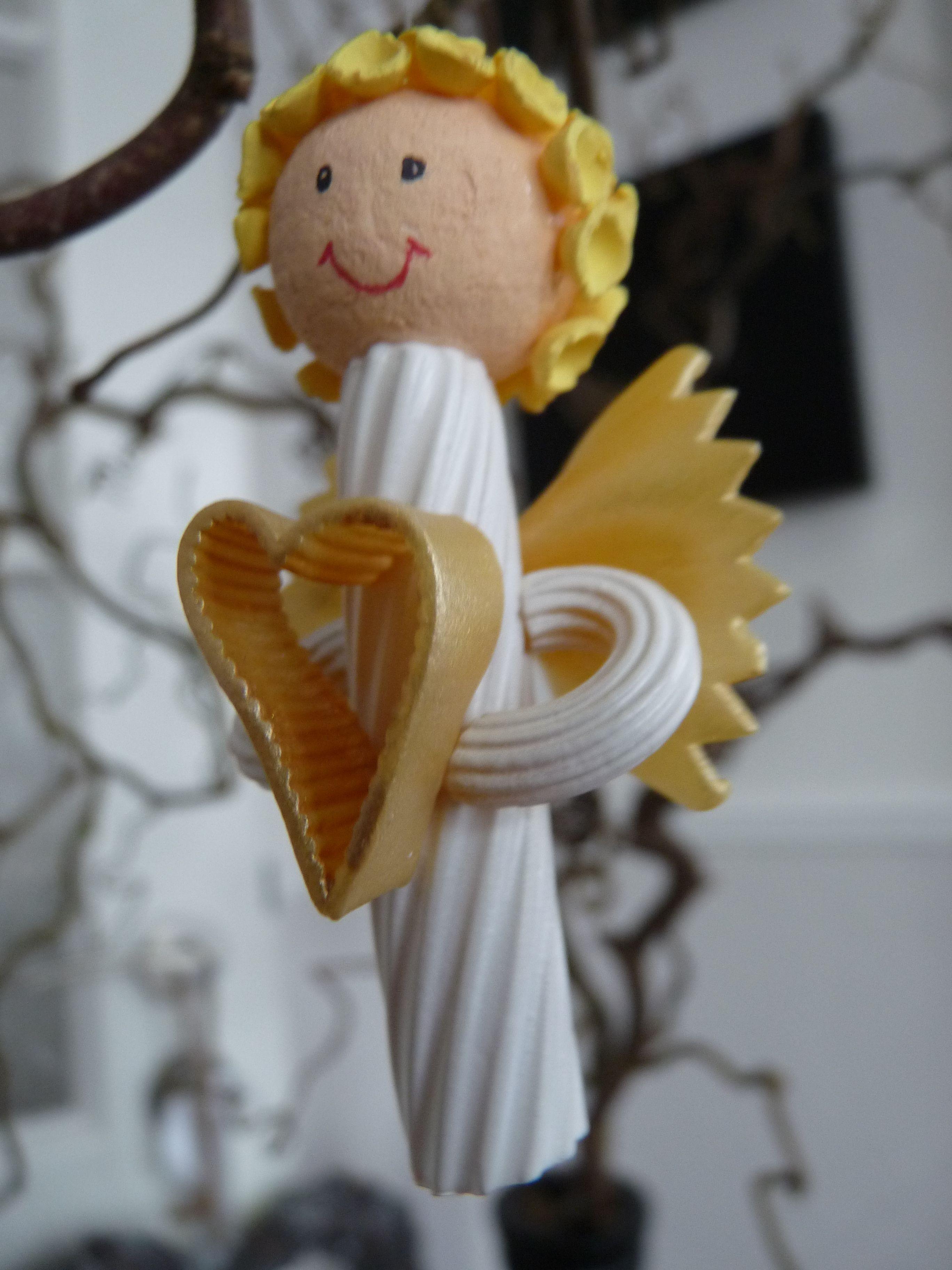 Engel Aus Nudeln