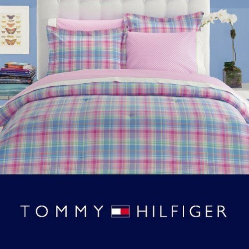 Tommy Hilfiger Stephanie Comforter Set Twin 100 Cotton By Tommy