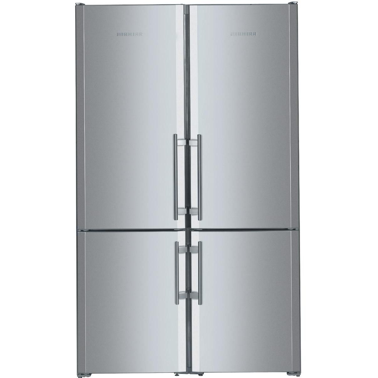 Liebherr 60 Inch Side-By-Side Refrigerator /  Freezer With Ice Maker - SBS-32S1