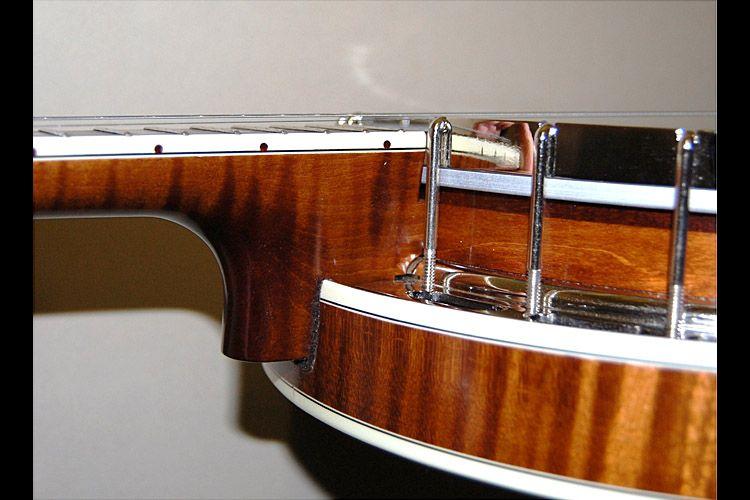 Kel Kroydon Wood E Banjo - American Made Banjo - Kel Kroydon