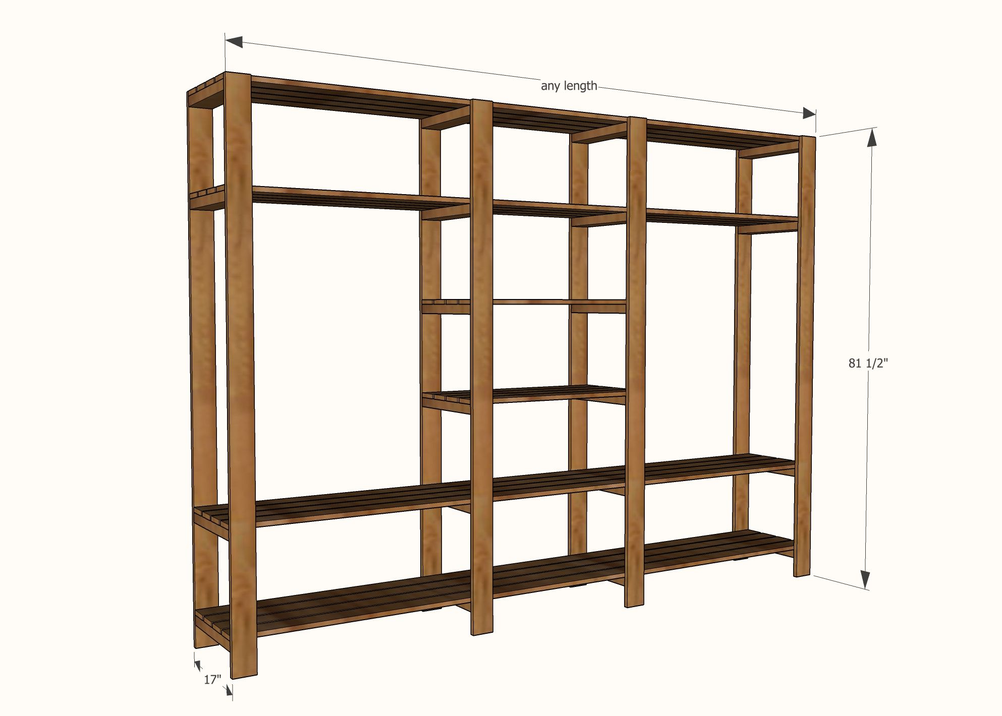 wood closet walk units drawers corner fashionable storage pine white with organizer systems of in shelving