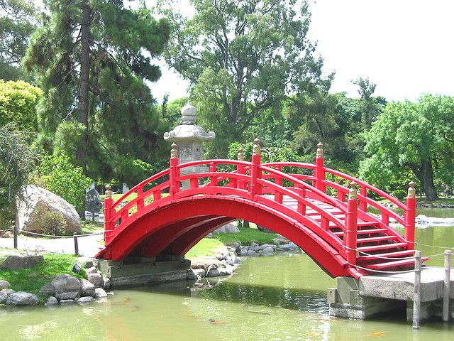 gotta have the red bridge!