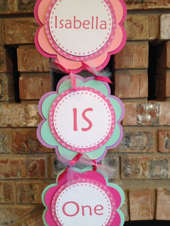 Hey, I found this really awesome Etsy listing at https://www.etsy.com/listing/180108277/birthday-door-sign-first-birthday