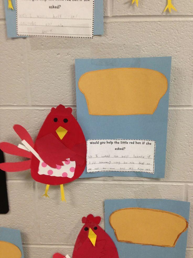 little red hen preschool