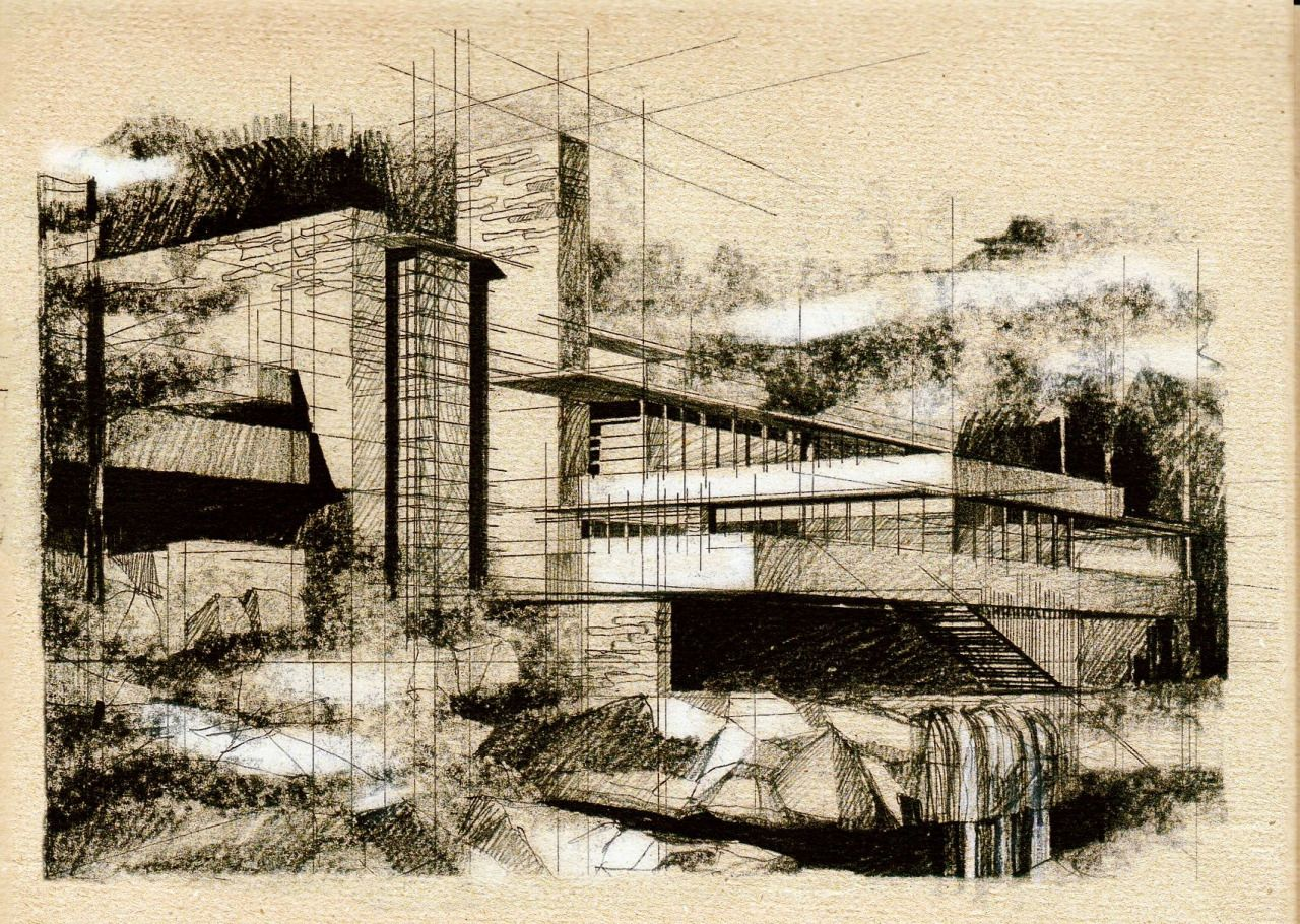 ARCHITECTURE SKETCH BLOG Photo