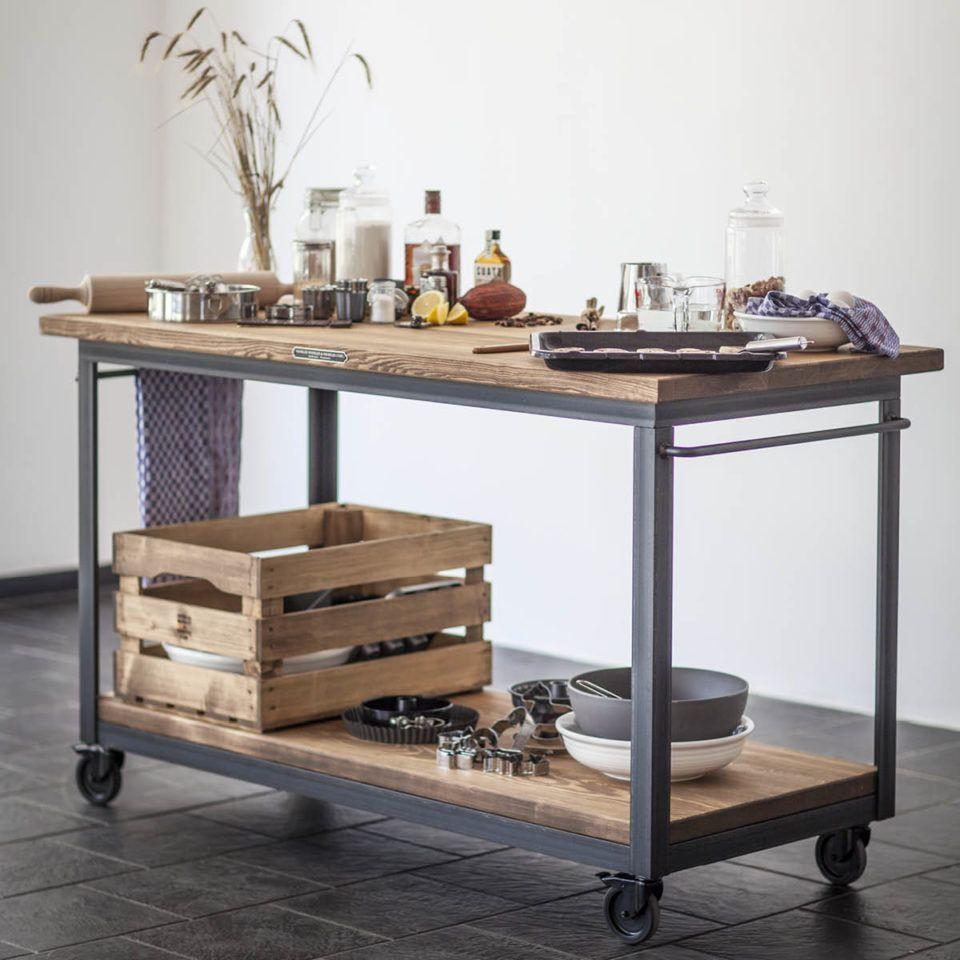 Arbeitstisch Rolls Authentic Arbeitstisch Kuche Kuchen Ideen Modern Arbeitstisch