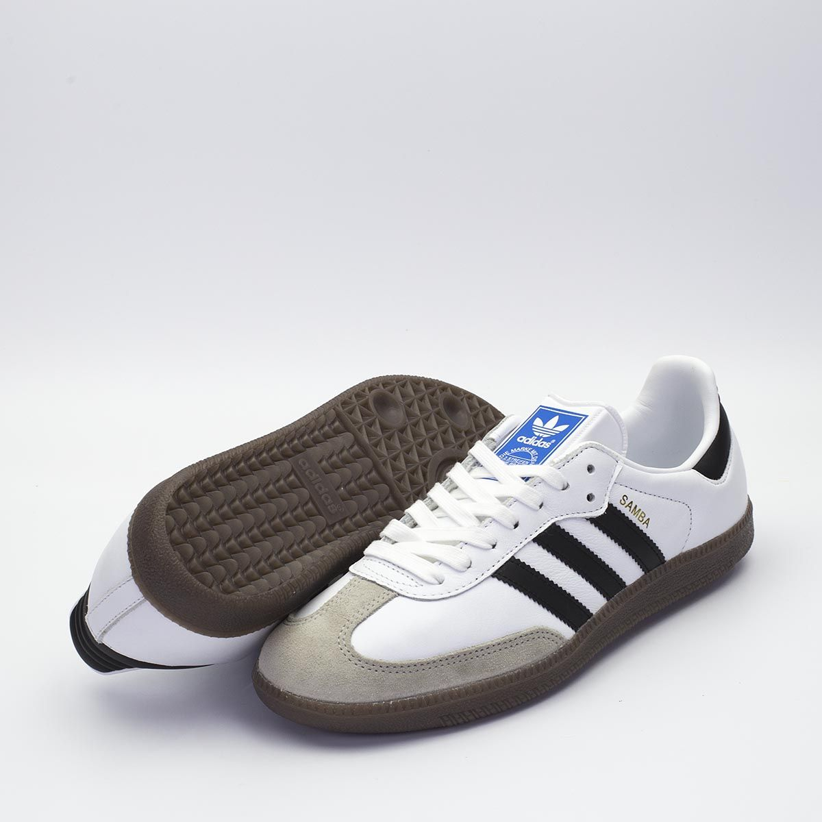 Adidas Samba ΛΕΥΚΟ Adidas y zapatillas online