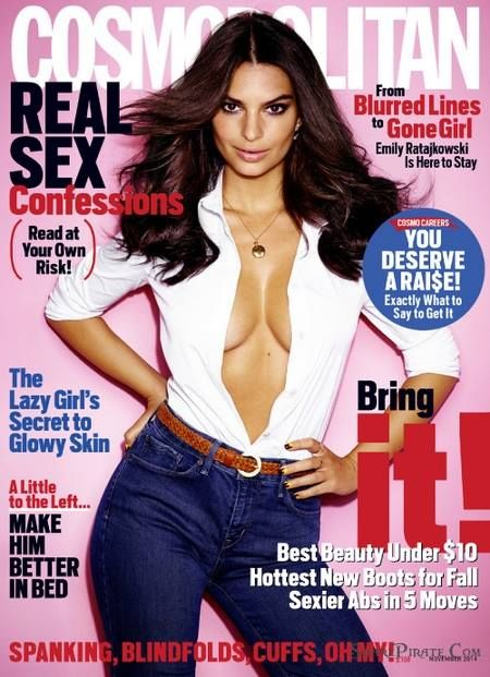 Cosmopolitan USA – November 2014 | SharePirate