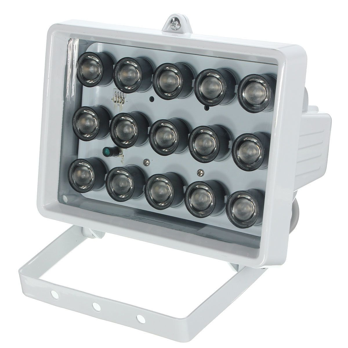328ft 15led 12v night vision lamp ir illuminator infrared light for 328ft 15led 12v night vision lamp ir illuminator infrared light for security camera aloadofball Images