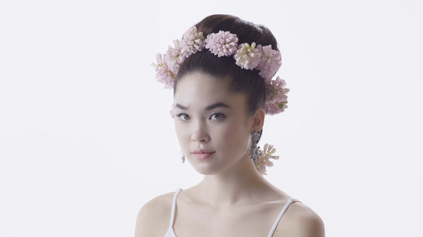 Watch: The Evolution Of Bridal Hairstyles Over The Last 100 Years