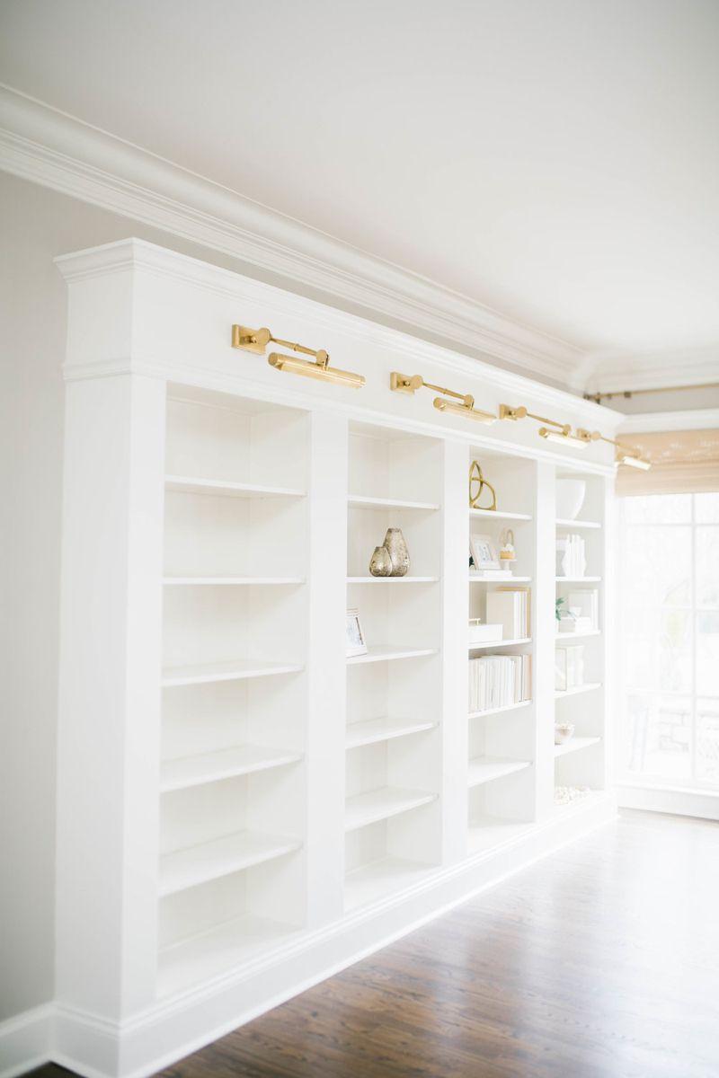 Photo of IKEA BOOKSHELF HACK